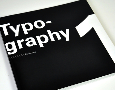 Typography 1 Book
