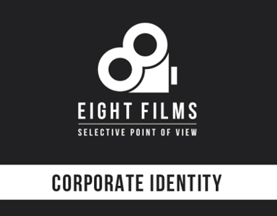 Eight Films - Corporate Identity