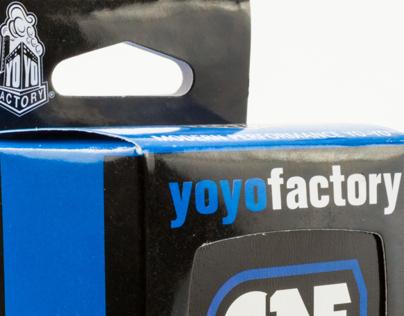 YoYoFactory Package Set -  Branding & Packaging