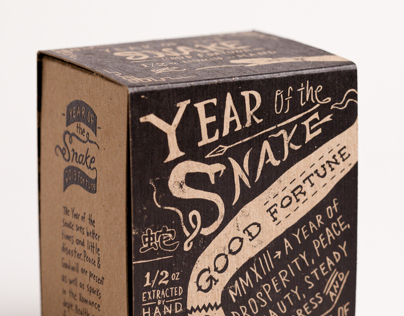 Year of the snake Holiday