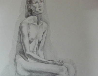 Figure Drawing - FBAUL2012/2013