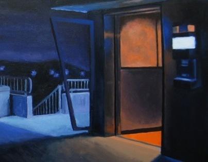 Acrylic Paintings (2011)