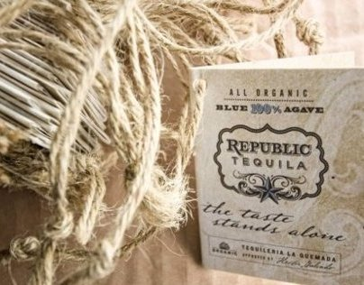 Bottle Necker Design - Republic Tequila
