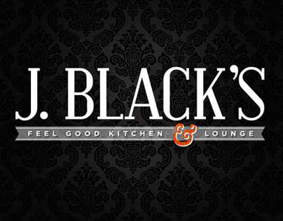 Logo Design - J.BLACKS