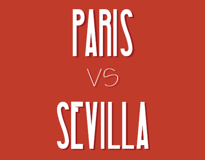Paris VS Sevilla