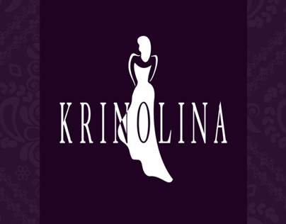 New website for Salon Krinolina