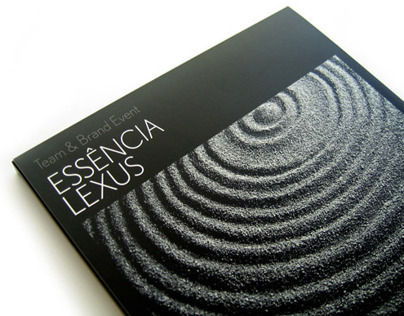 packaging // essência lexus