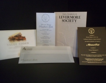 Adelphi University Invitations