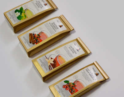 Lifestyle tea from Alevia