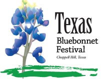 Bluebonnet Illustration for T-shirt