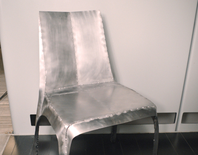 Developable Surfaces [chair] – Jonathan Hills