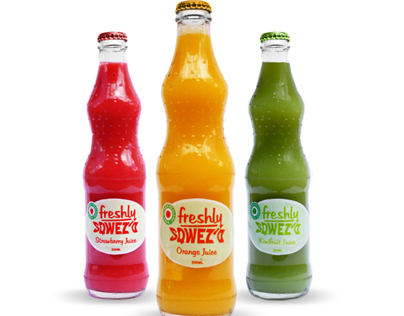 SQWEZD // Fruit Juice
