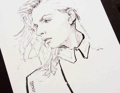 A Portrait of Andrej Pejic