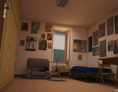 My Room in 3D