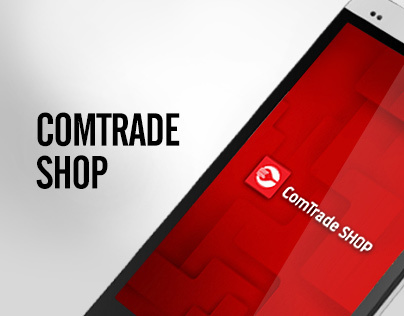 ComTrade Shop mobile app