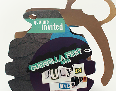 Geurrilla Fest VIP Ticket Package