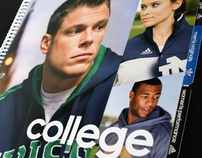 Fall 2013 College Apparel Retail Sales Catalog