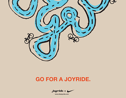Joy Ride Bike Campaign