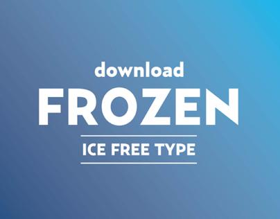 Frozen free type