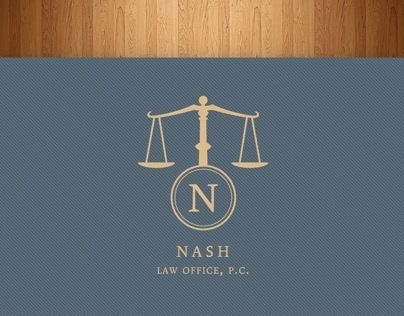 Nash Law Office, P.C. Logo Redesign