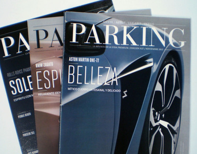 Parking Magazine