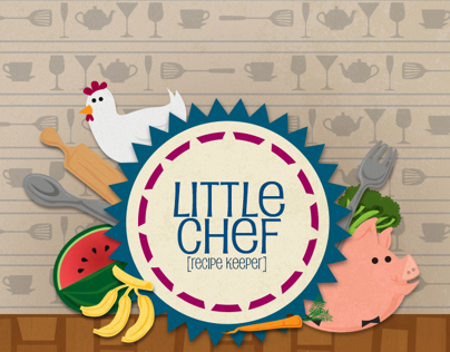 Little Chef [Recipe Keeper]
