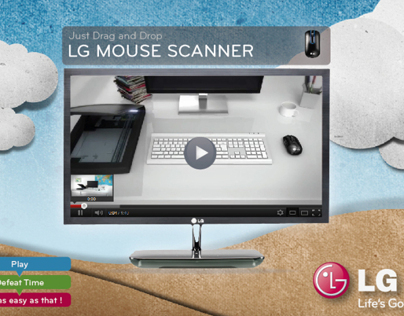 LG Mouse Scanner competition final design