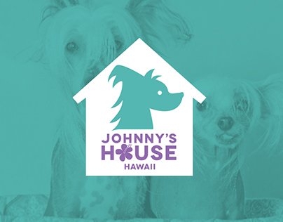 Johnny's House Visual Identity