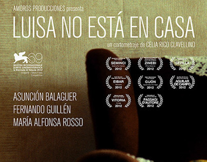 Luisa no está en casa short film