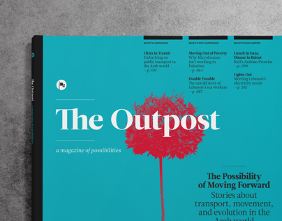 THE OUTPOST #01