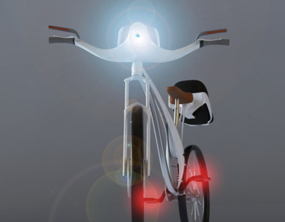 Electric Bike for Ezee