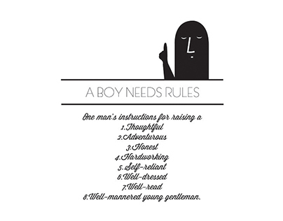 Rules For Unborn Son
