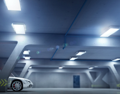 cgi - Underground Parking