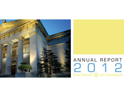 Cincinnatti Art Museum Annual Report