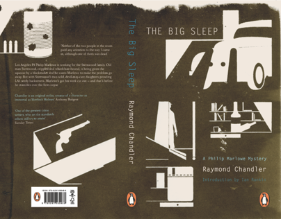 Penguin Award - The Big Sleep