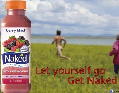 Advertising: Naked Juice