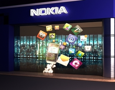 NOKIA  Projection