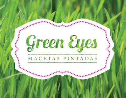 Identidad de Marca - GREEN EYES