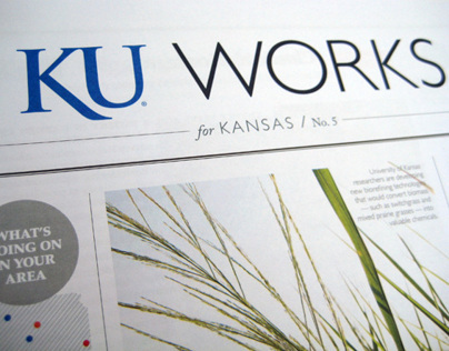KU Works for Kansas Newsletter