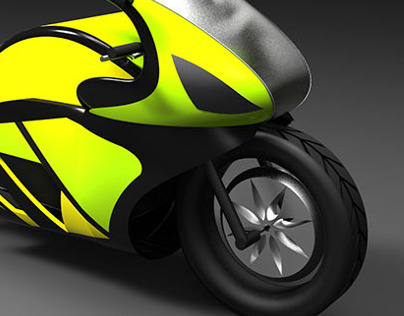 Ghepardo: Electric Motorcycle