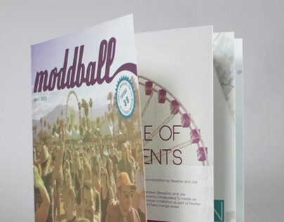 Publication: Moddball Magazine