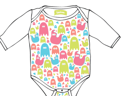 Babygrow Illustration/design