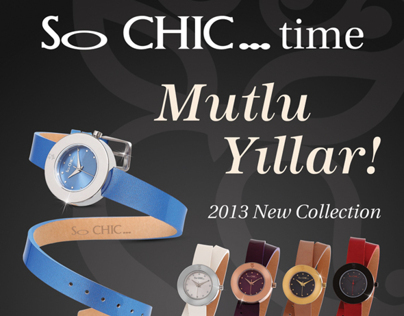 So CHIC... time