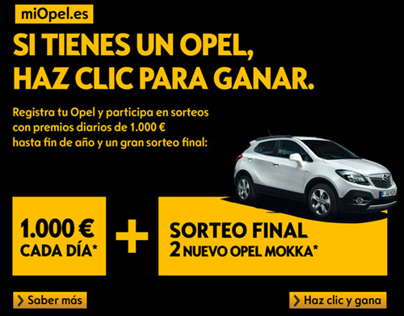 My Opel Facebook