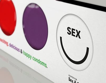 Condom packaging design / YCCA 2008