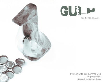 GULP - the bottle opener