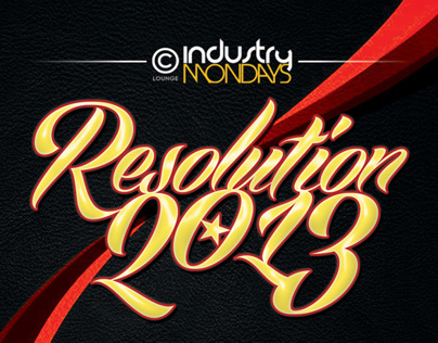 Resolution 2013 Flyer