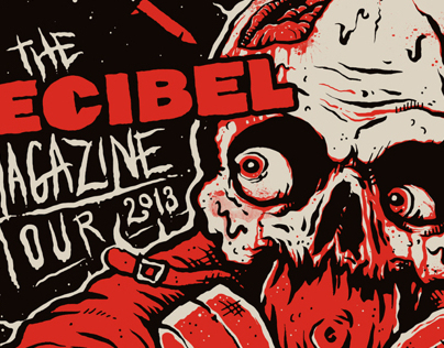 Decibel Magazine Tour 2013 Logo