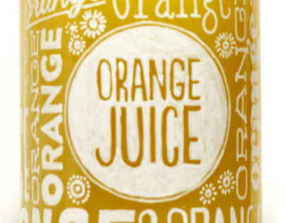 Orange Juice Packaging