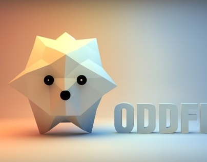 wallpaper oddfriend 3D